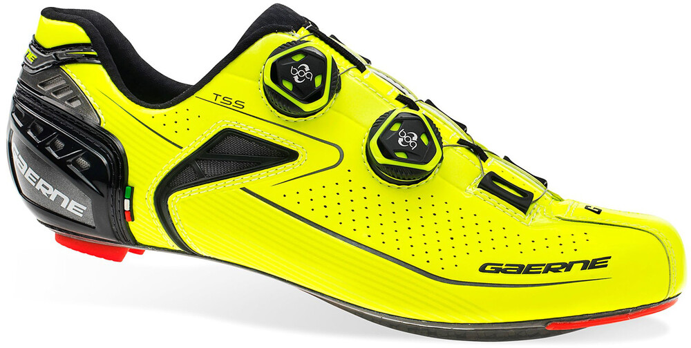 G.record Chaussures Gaerne Hommes Jaune Taille 9,5 (44)